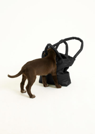 Dog bag M (available in 2 colors) by KASSL editions