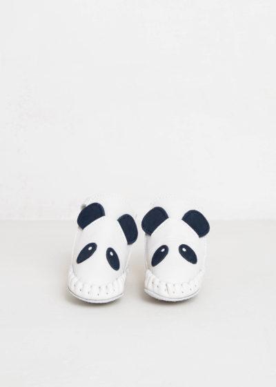 Kap i lining panda by Donsje