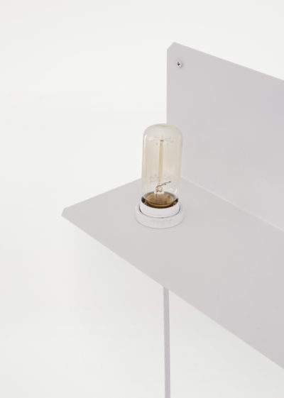 90° wall light by Frama