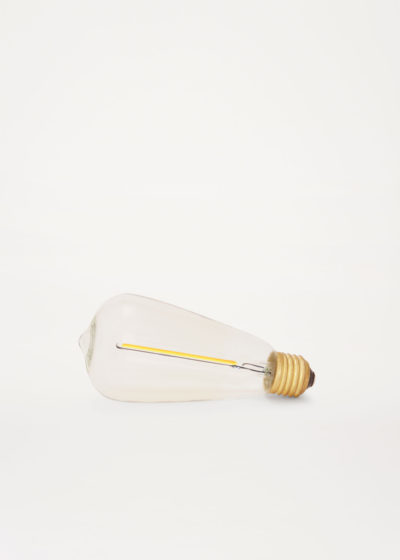 Atelier drop lightbulb by Frama