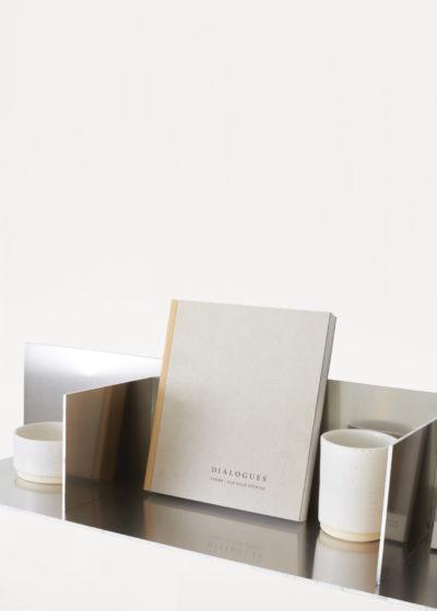 Small Rivet shelf by Frama