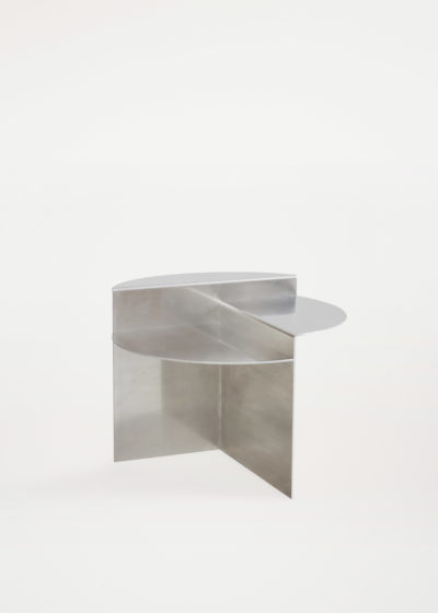 Rivet side table by Frama