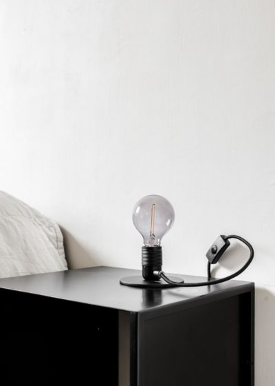 E27 table light by Frama