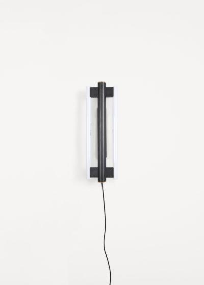 Small 'Eiffel' wall lamp   double by Frama