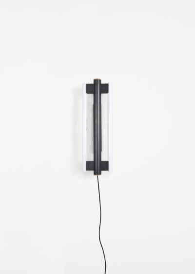 Small 'Eiffel' wall lamp | double by Frama