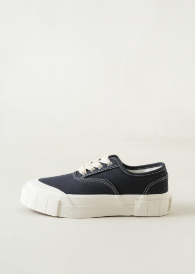'Ace' sneaker in navy by Good News