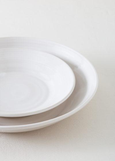 Deep dinner plate by Graanmarkt 13