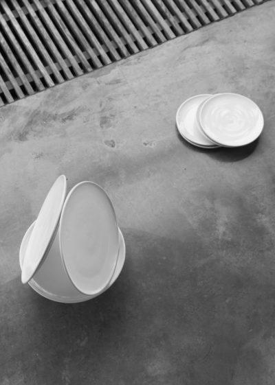 Dinner plate by Graanmarkt 13