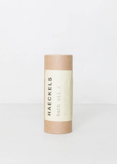 Birch bath oil by Haeckels
