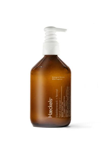 100% natural Bladderwack hand cleanser by Haeckels
