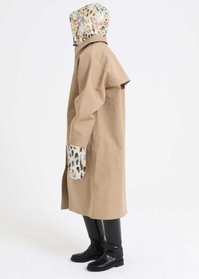 Tec leopard hood by KASSL editions