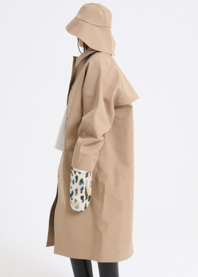 Hat wool / trench (one size) by KASSL editions