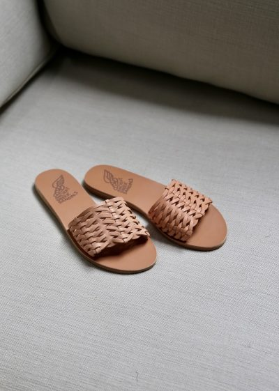 Taygete sandals (2 colours) by Ancient Greek Sandals