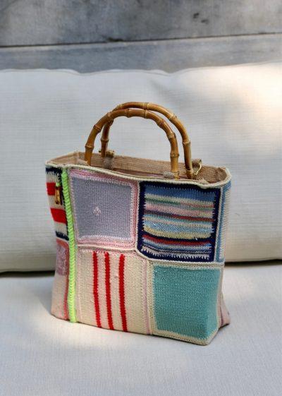 Crochet bag by La Milanesa