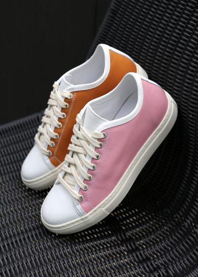 'Frida' multi colour sneaker by Sofie D'hoore