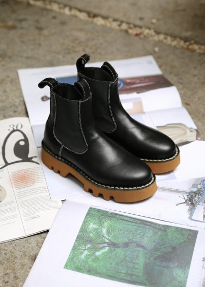 'Foal' boot (available in 2 colours) by Sofie D'hoore