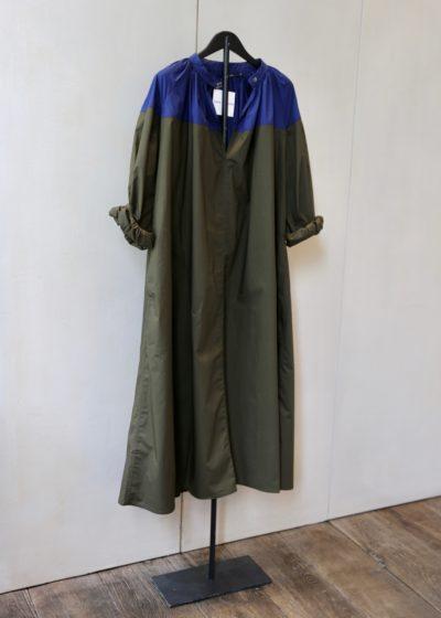 'Delila' maxi cotton dress by Sofie D'hoore