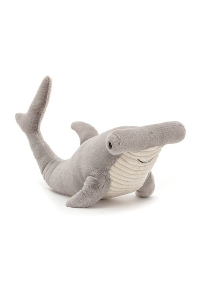 'Harley' the hammerhead shark by Jellycat