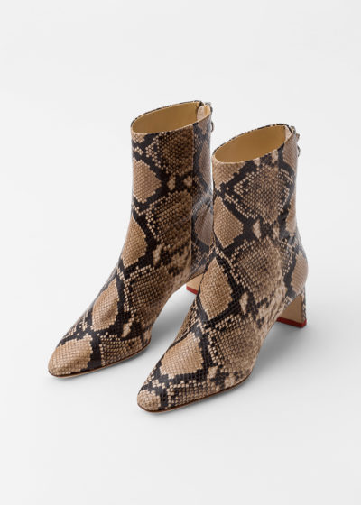 'Ivy' pump boot by Aeyde