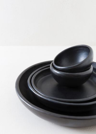 Round plate/oven dish D33 cm by Indigena