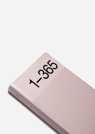 Journal / notebook / planner 365 by Marjolein Delhaas