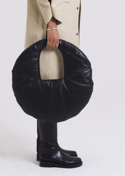 Medium Oil Circle Bag (4 colors) by KASSL editions