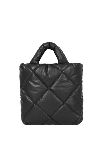 Quilted Bag Bordeaux Small (2 colors) by KASSL editions