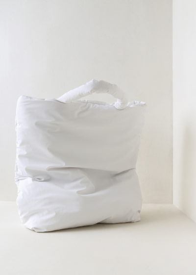 XL oil-coated Pillow Bag by KASSL editions