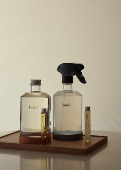 Multi surface cleaner (Pine husk) by Kinfill