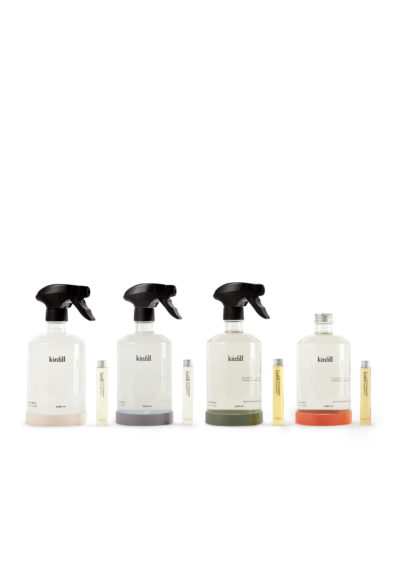 'Full House' cleaning set by Kinfill