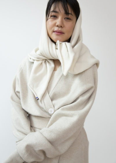 Carré Shawl by Extreme Cashmere