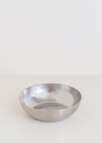 Washing clay bowl by Less