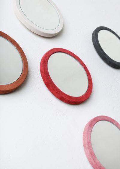 'Vanity XS' hand mirror by Michaël Verheyden