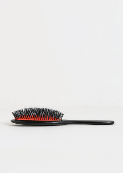Pocket hairbrush (black) by Mason Pearson