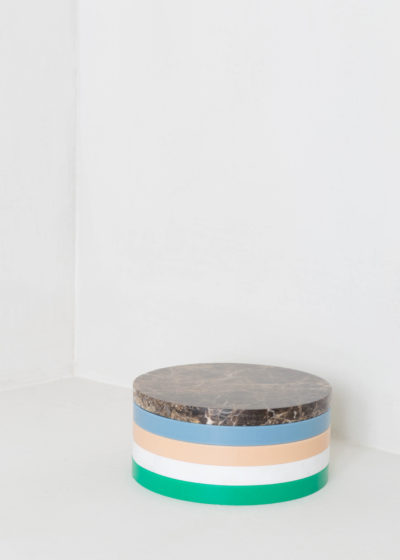 Five circles by Muller van Severen for valerie_objects