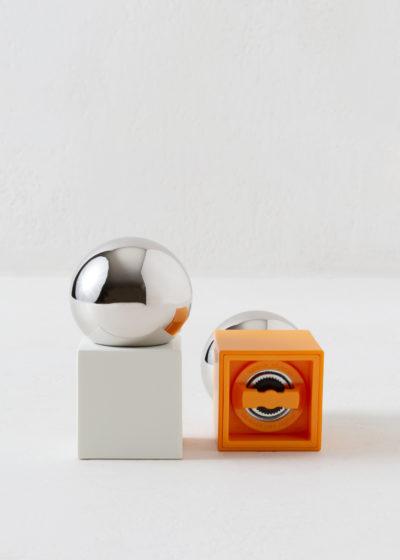 Salt & pepper mill by Muller van Severen for valerie_objects