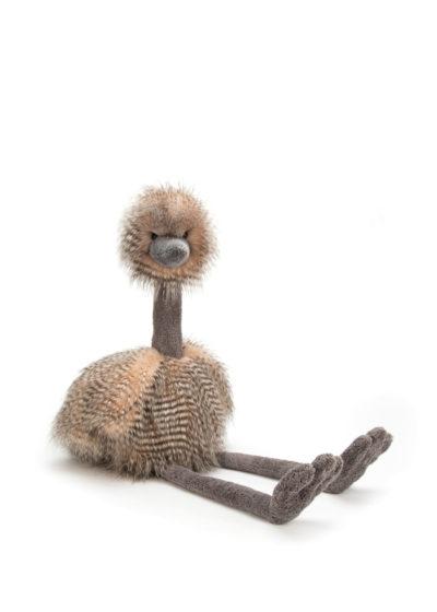 Odette the really big ostrich by Jellycat