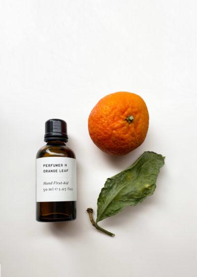 'Orange Leaf' Hand First-aid 50ml by Perfumer H
