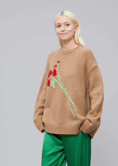 'Olivia' knit by Bernadette