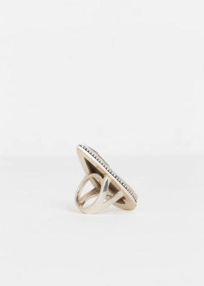 Jasper ring by Pamela Love