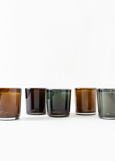 Myrrh scented candle by Perfumer H