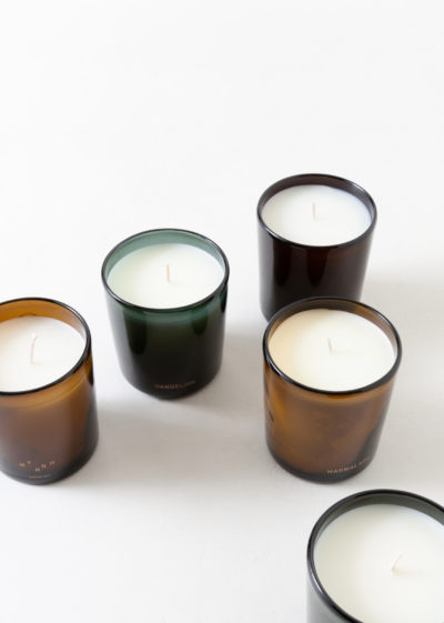 Dandelion candle by Perfumer H