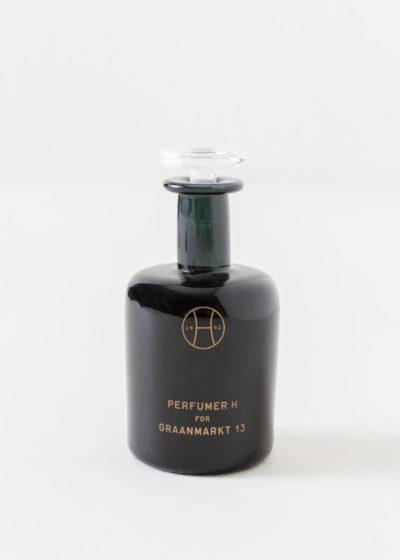 Patchouli hand blown bottle by Perfumer H