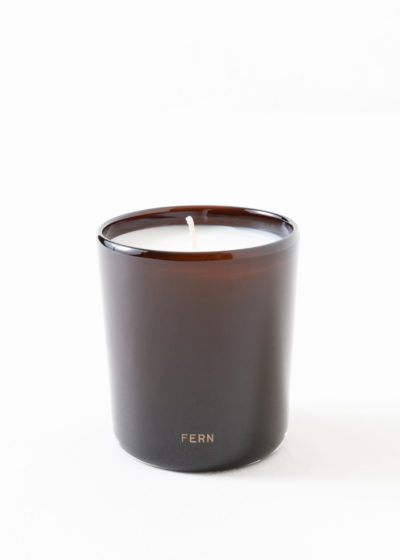 Fern candle by Perfumer H