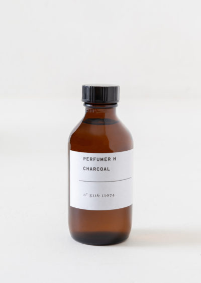Charcoal refill bottle by Perfumer H