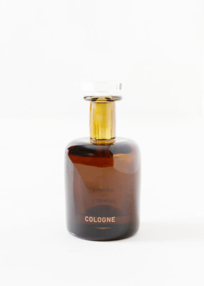 Cologne hand blown bottle by Perfumer H