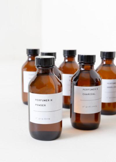 Powder refill bottle by Perfumer H