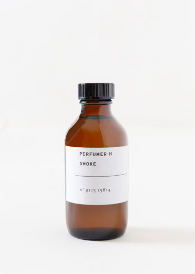 Smoke refill bottle by Perfumer H