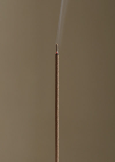 'Ash' Incense Sticks by Perfumer H