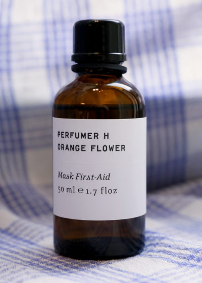 Mask First Aid 'Orange Flower' 50 ml by Perfumer H